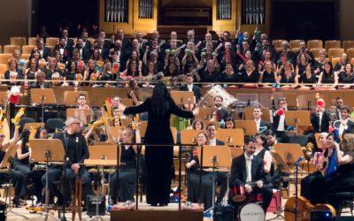 Cientos de familias ocuparán la Sala Sinfónica del Auditorio Nacional para disfrutar del concierto Música y Juguetes
