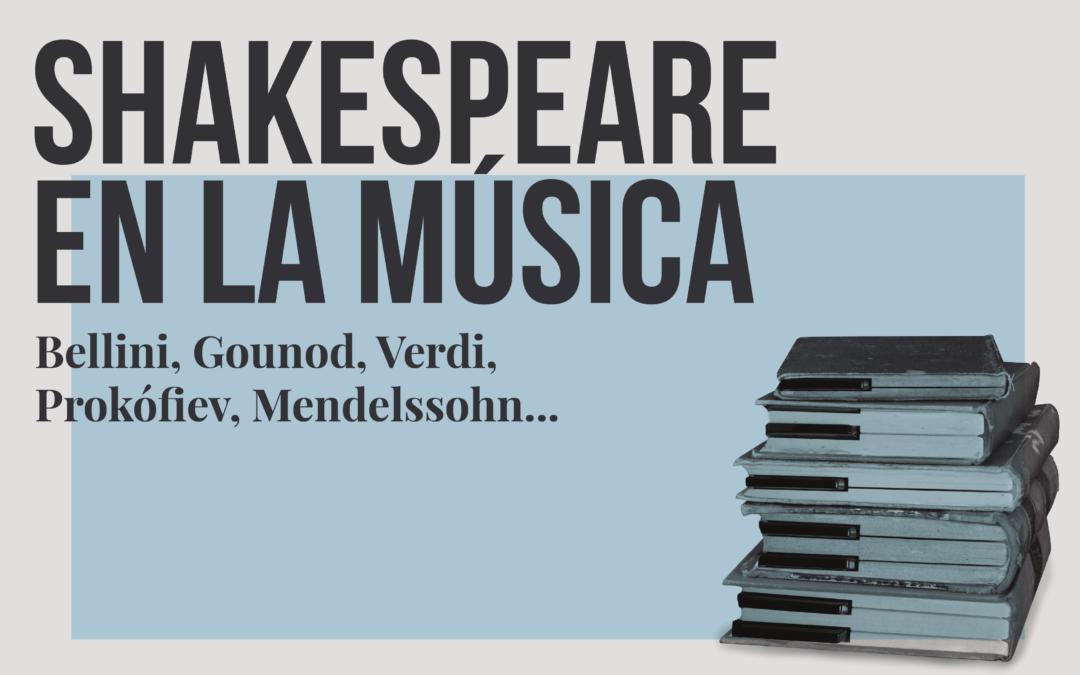 Shakespeare en la música, próximo concierto de la Orquesta Metropolitana y el Coro Talía en el Auditorio Nacional