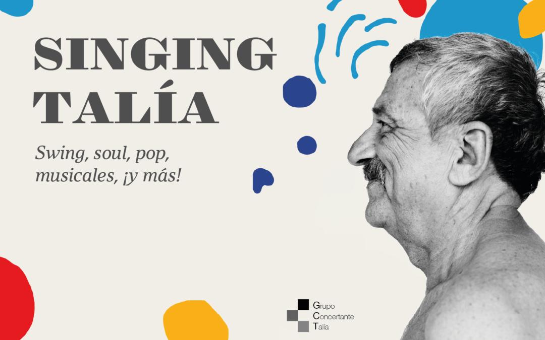Orquesta Metropolitana, Coro Talía y su directora Silvia Sanz Torre despiden 2020 con el concierto Singing Talía