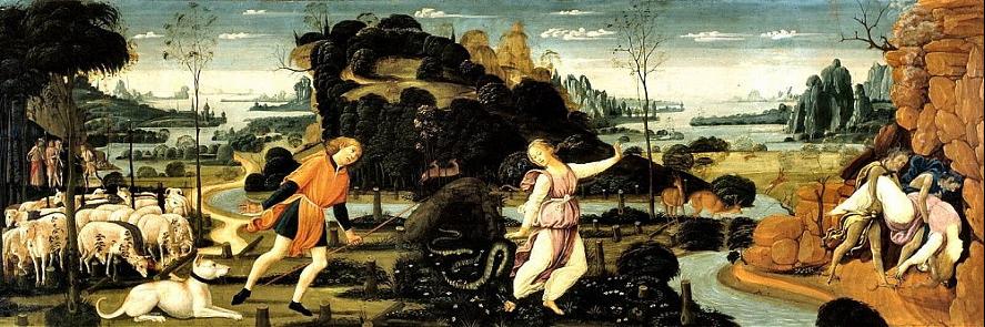 Orfeo y Eurídice, la historia de amor que enamoró a los músicos