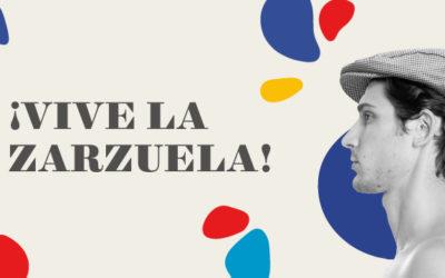 Domingo 23 de mayo: ¡Vive la zarzuela! en el Auditorio Nacional con la Orquesta Metropolitana y el Coro Talía