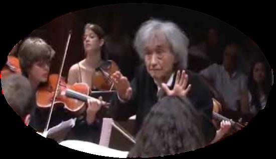 Tchaikovski  Serenade for strings  Seiji Ozawa